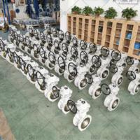 DBV industrial valve factory