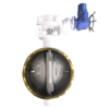 Actuated Butterfly Valve-electric