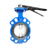 Concentric Butterfly Valve with Wafer Type