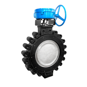 Double Offset Butterfly Valves Lug Type