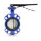 Wafer Concentric Butterfly Valve with lever